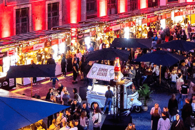 COKE Foodfestival Berlin 2019
